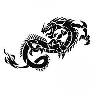 sticker dragon TOP 2 image 0 produit