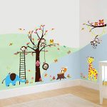 sticker grand format mural TOP 7 image 1 produit