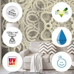 sticker grand format mural TOP 8 image 4 produit