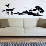 Sticker mural 11478 I-love-Wandtattoo - Motif: paysage asiatique de la marque I-love-Wandtattoo image 1 produit