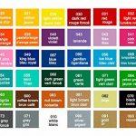 sticker mural arbre oiseau branches vrille salle de séjour 40 couleurs pour le choixVogelbauer wbm35(010 blanc, set4:arbre 110cm x180cm (H) ) de la marque Deco-idea image 3 produit