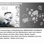 sticker mural arbre oiseau branches vrille salle de séjour 40 couleurs pour le choixVogelbauer wbm35(010 blanc, set4:arbre 110cm x180cm (H) ) de la marque Deco-idea image 4 produit