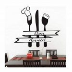 sticker mural cuisine design TOP 13 image 2 produit