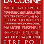sticker mural cuisine design TOP 5 image 1 produit
