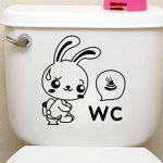 sticker mural pour toilette TOP 4 image 3 produit