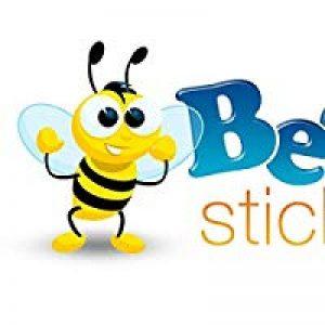 Sticker mural Tête de lit marque Beestick personnalisable modèle FR-002 - texte du sticker, couleur et taille personnalisables de la marque N/D image 0 produit