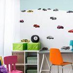 Sticker mural voitures dans véritable coller de la marque I-love-Wandtattoo image 1 produit