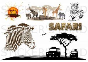 stickers afrique TOP 2 image 0 produit