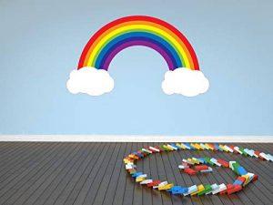 stickers arc en ciel TOP 1 image 0 produit
