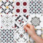 Stickers carrelage, les meilleurs modèles TOP 13 image 1 produit