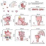 stickers chambre bébé fille TOP 13 image 3 produit