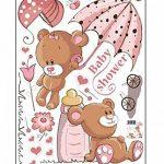 stickers chambre bébé fille TOP 2 image 3 produit