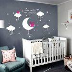 stickers chambre bébé fille TOP 6 image 4 produit