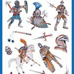 stickers chevalier TOP 9 image 1 produit