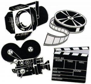 stickers cinéma TOP 1 image 0 produit