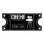 stickers cinéma TOP 4 image 1 produit