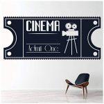 stickers cinéma TOP 4 image 2 produit
