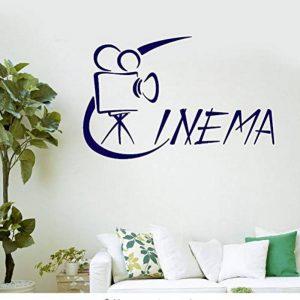 stickers cinéma TOP 5 image 0 produit