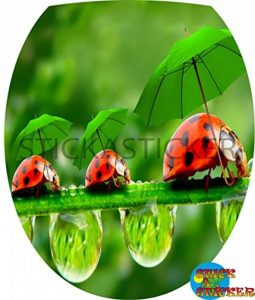 stickers coccinelle TOP 6 image 0 produit