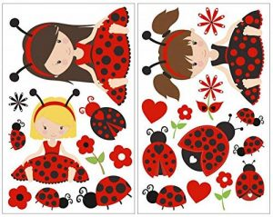 stickers coccinelle TOP 7 image 0 produit
