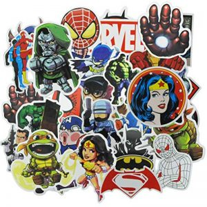 stickers comics TOP 9 image 0 produit