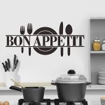 stickers cuisine noir TOP 0 image 1 produit
