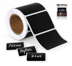 stickers cuisine noir TOP 11 image 0 produit