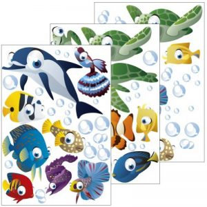 stickers dauphin TOP 2 image 0 produit