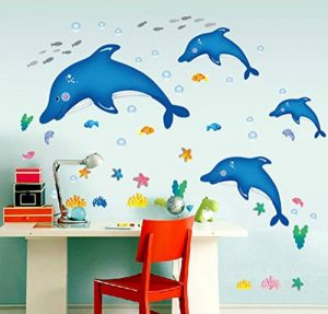 stickers dauphin TOP 5 image 0 produit