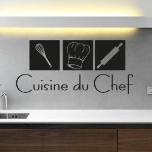 stickers déco cuisine TOP 1 image 0 produit