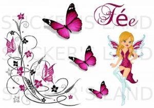 stickers fée TOP 4 image 0 produit