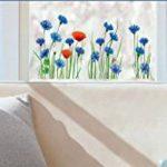 Stickers Fenêtres Champ de bleuets (COPPIETERS VAN CAUWENBERGHE ) Nouvelles Images de la marque NOUVELLES-IMAGES image 2 produit