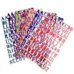 stickers lettres TOP 10 image 1 produit