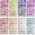 stickers lettres TOP 10 image 3 produit