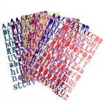 stickers lettres TOP 8 image 3 produit