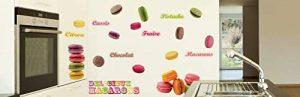 stickers macarons TOP 0 image 0 produit