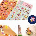 stickers macarons TOP 12 image 1 produit