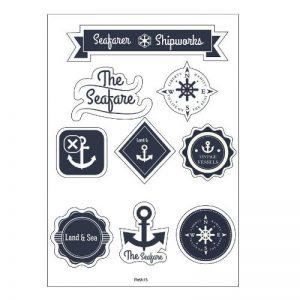 stickers marin TOP 1 image 0 produit