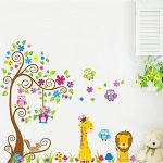stickers muraux animaux TOP 2 image 2 produit