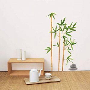 stickers muraux bambou TOP 0 image 0 produit