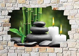 stickers muraux bambou TOP 1 image 0 produit