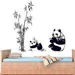stickers muraux bambou TOP 10 image 3 produit
