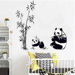stickers muraux bambou TOP 10 image 4 produit