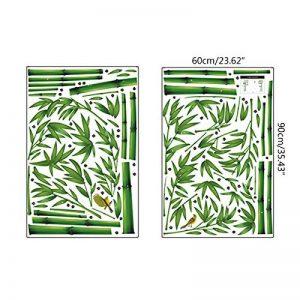 stickers muraux bambou TOP 14 image 0 produit