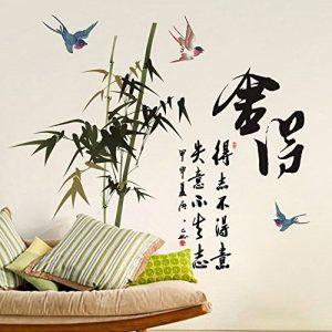 stickers muraux bambou TOP 5 image 0 produit