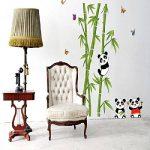 stickers muraux bambou TOP 8 image 2 produit