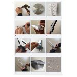stickers muraux blanc design TOP 4 image 2 produit