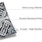 stickers muraux blanc design TOP 8 image 4 produit