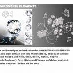 stickers muraux blanc TOP 1 image 4 produit