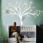 stickers muraux blanc TOP 12 image 3 produit